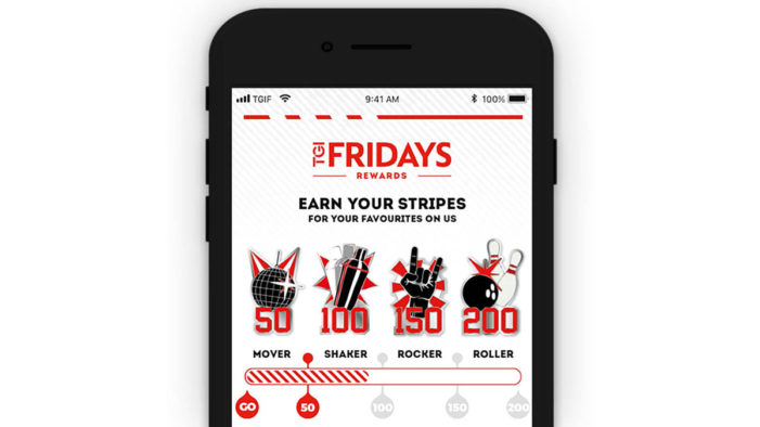 TGI Fridays UK sees instant impact after launching mobile loyalty app