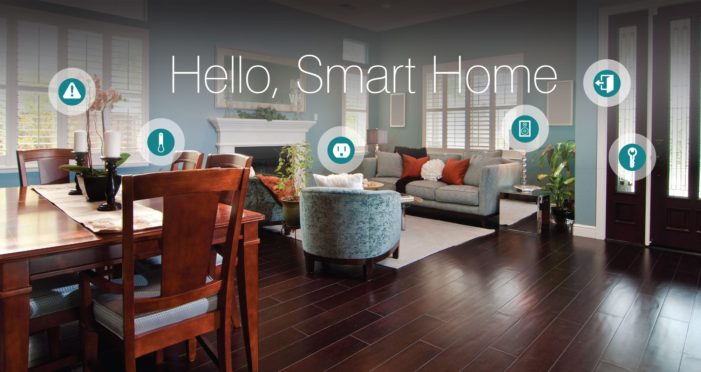 43% of Brits 'now own at least one smart home device', according to Sell House Fast