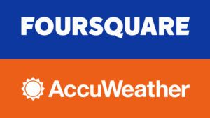 AccuWeather Integrates Foursquare into Latest Update of its Leading
