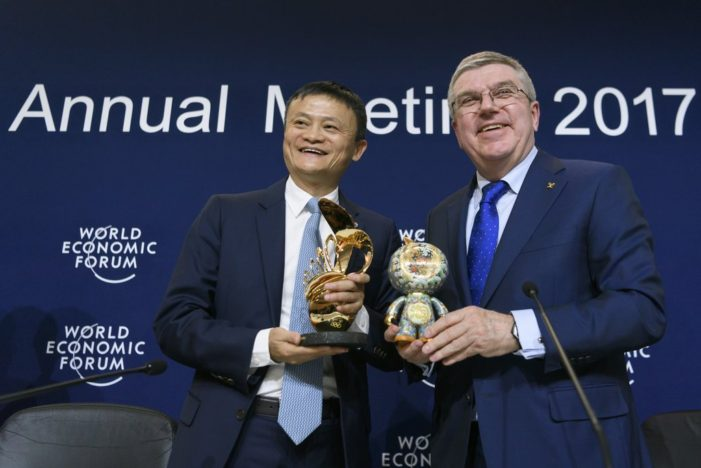 Alibaba launches new technology for broadcasting ahead of Tokyo 2020