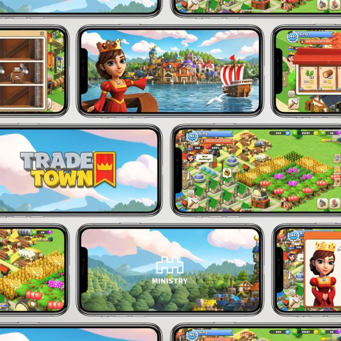 Mobile Internet Giant Cheetah Mobile Secures Publishing Rights for Ministry of Games' Trade Town