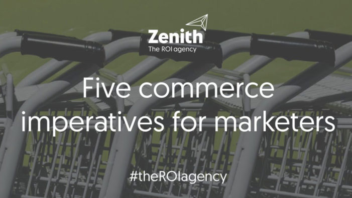 Brands must reorganise to maximise eCommerce growth, according to Zenith
