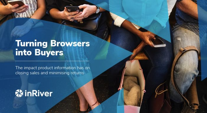 Just 1 in 10 online shoppers visit a brand's website when searching for products