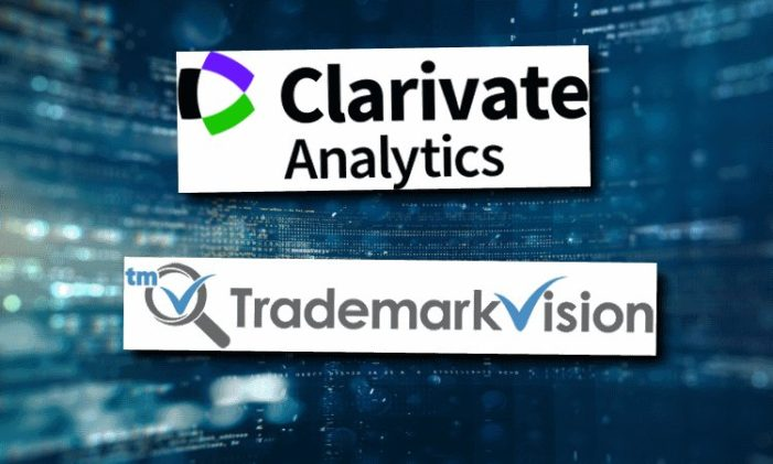 Clarivate Analytics to enhance AI-driven trademark research solutions with TrademarkVision acquisition