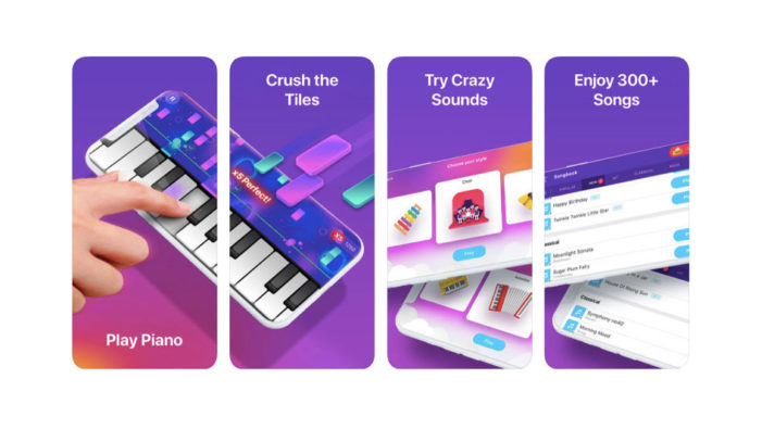 Music and games app developer Gismart launches latest title Piano Crush