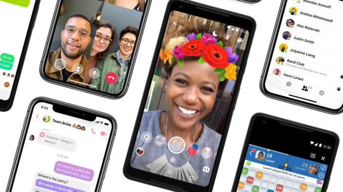 Facebook rolls out simplified Messenger