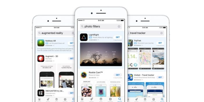 Apple app store ads set to become a $2BN business by 2020