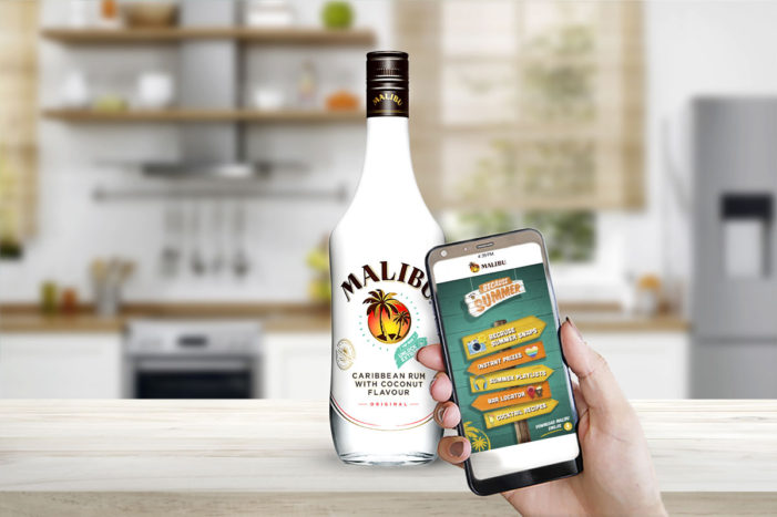 Malibu and Kahlua Prototype the Future with 'Living Lab' Technology Hub