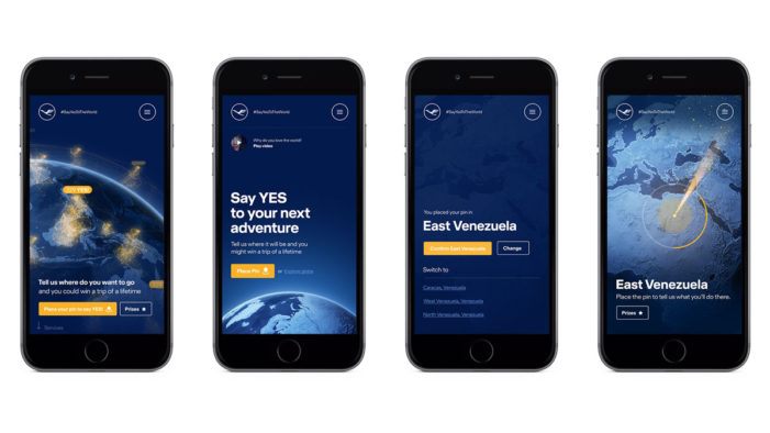 Lufthansa and IBM team up for AI-powered ad campaign