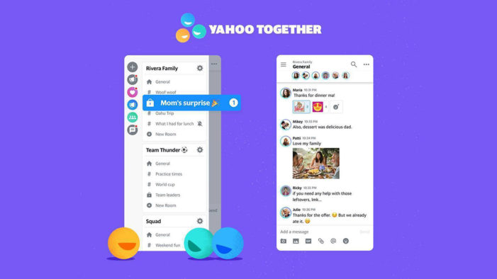 Yahoo aims to reinvent messaging with Together