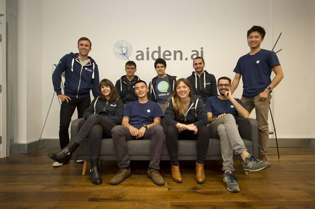 London based AI analytics startup Aiden.ai raises $1.6 million seed round