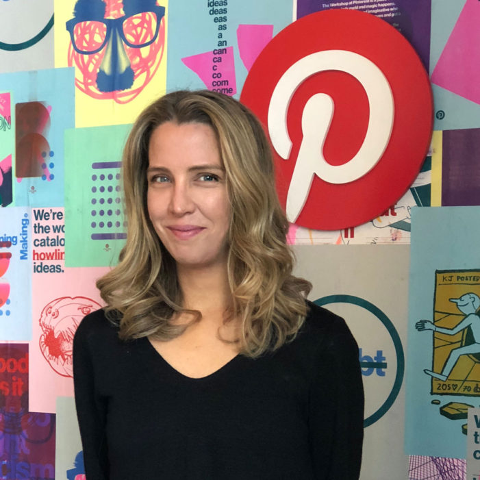 Pinterest hires former Athleta exec Andréa Mallard as first CMO