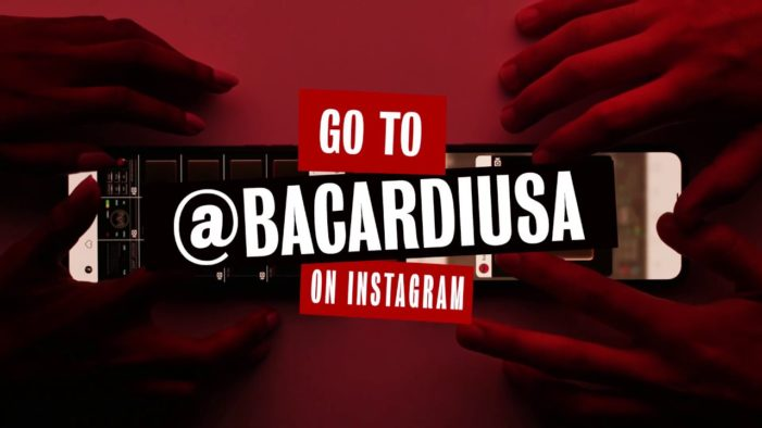 Bacardi and BBDO New York Turn Instagram into a Drum Machine