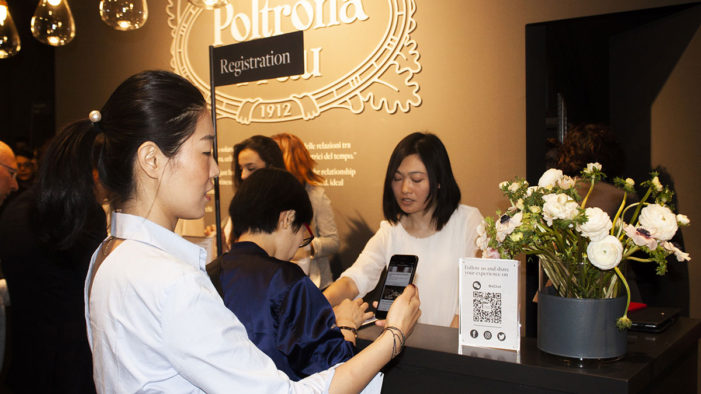 Digital Retex help Poltrona Frau to revamp their WeChat account