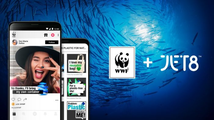 WWF aims to create global conservation awareness with new social media app