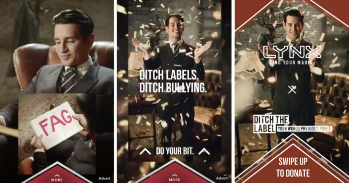 Unilever advances into ethical adtech with Snapchat Lynx charity push