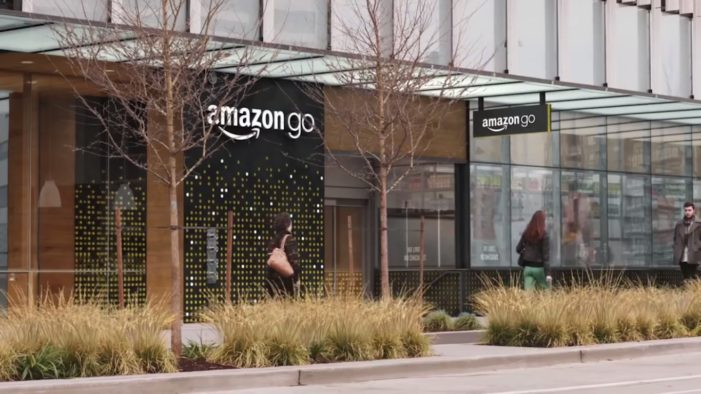Amazon heads to the airport as it plans expansion of checkout-free stores