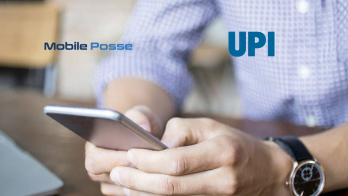 UPI turns to Firstly Mobile's device-based content discovery to dramatically boost engagement