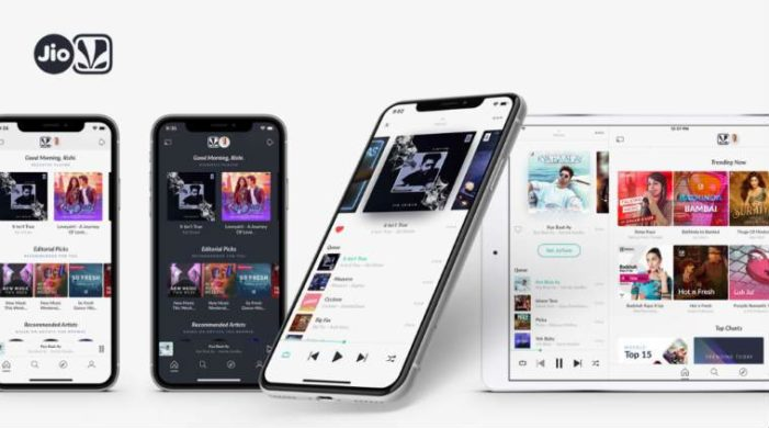 Jio unites with Saavn for India's answer to Spotify, Apple Music