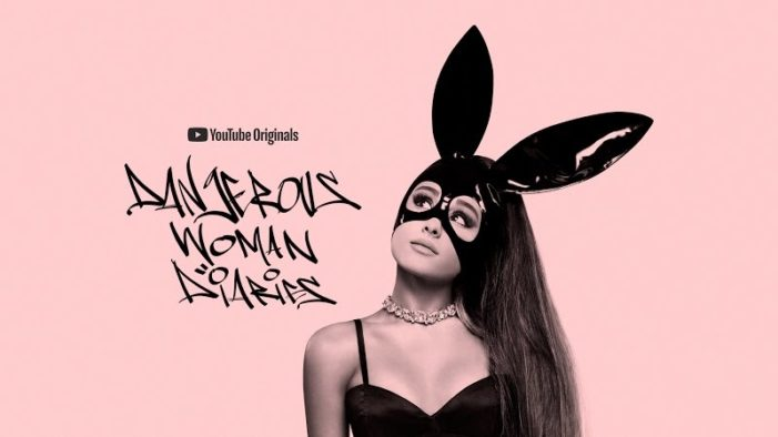 Google and Landmrk join forces with mixed reality campaign for Ariana Grande