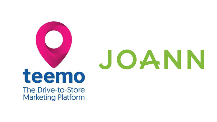 JOANN Stores and Teemo partner to generate incremental store visits and revenue