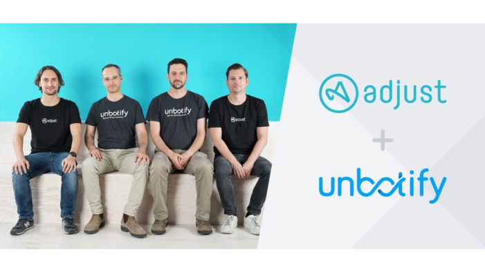 Adjust announces acquisition of cyber security and AI company Unbotify