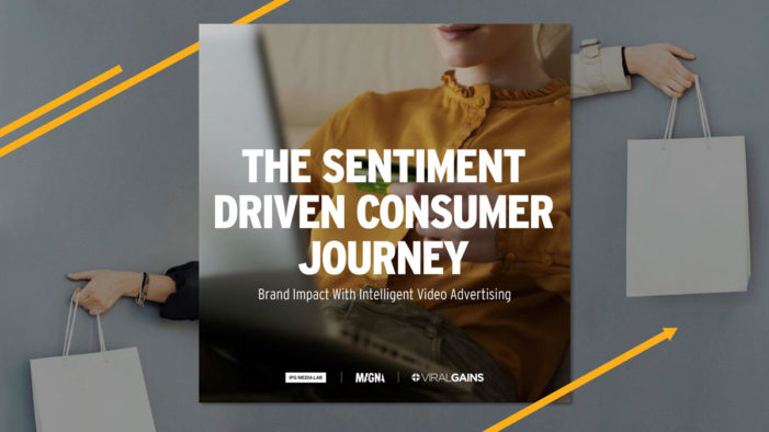 Optimising ad journeys based on consumer sentiment could save millions, says new study