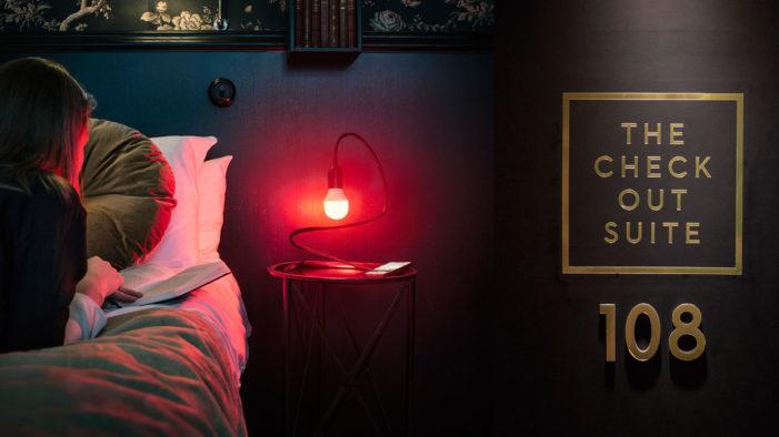 Länsförsäkringar offers free stay in Sweden's Hotel Bellora if you stay offline