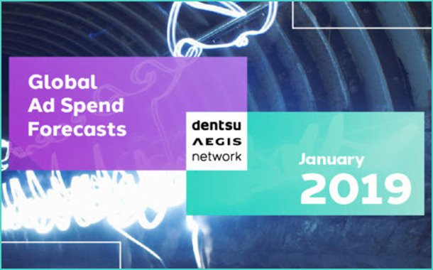 Digital ad spend to grow significantly in APAC in 2019, according to Dentsu Aegis Network