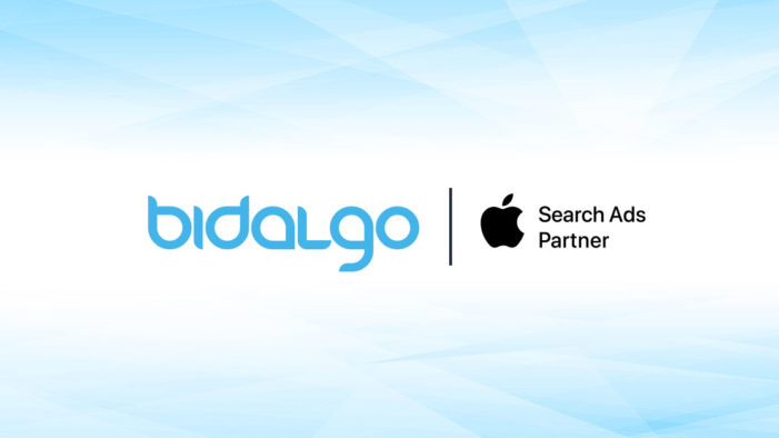 Bidalgo announced as Apple Search Ads partner