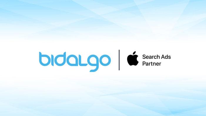 Bidalgo announced as Apple Search Ads partner