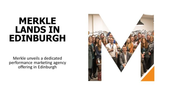 Merkle unveils dedicated Northern hub, based in Scotland's tech capital