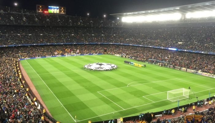 Telefónica and FC Barcelona turn the Nou Camp into the first stadium in Europe with dedicated 5G coverage