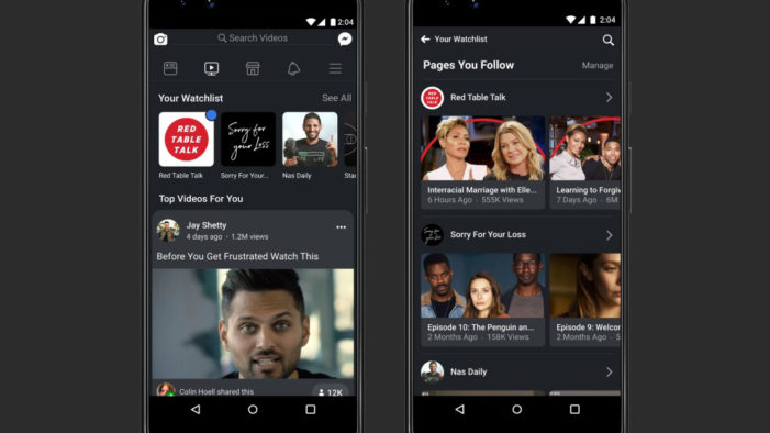 Facebook reveals premium video ad program Showcase