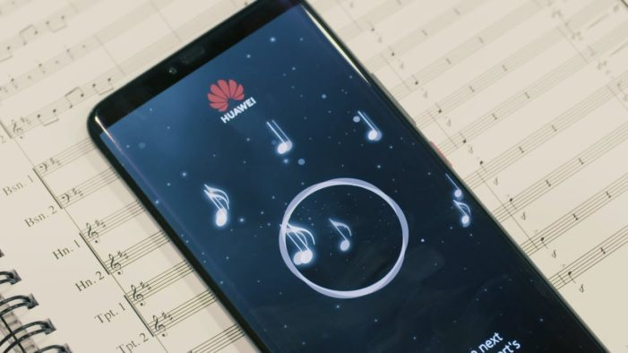 Huawei uses AI to 'complete unfinished symphony' by Schubert