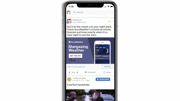 """Reddit introduces """"App Install"""" campaign objective and improves its Conversion Pixel"""