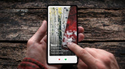 Husqvarna teams with Stendahls to launch Timber, a dating service for tree lovers
