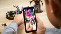 LEGO is launching its first AR-enhanced building set and app