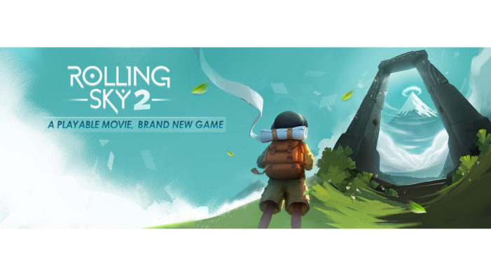 New iOS Game 'Rolling Sky 2' Launch from Cheetah Games, the sequel title to Rolling Sky