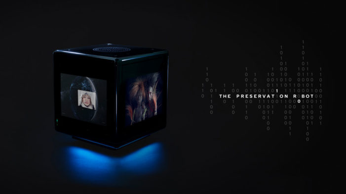 Photographic artist Jimmy Nelson and JWT Amsterdam unleash 'The Preservation Robot' at SXSW