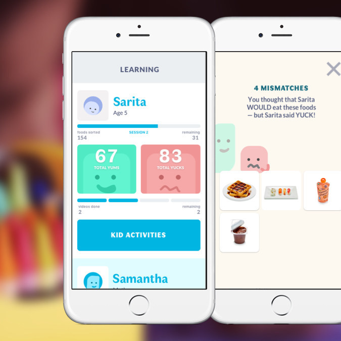 NYU Langone Health Launches a New App to Study Picky Eating in Young Children
