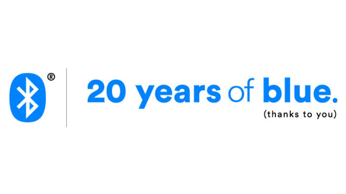 Happy 20th birthday Bluetooth, my haven't you grown!