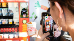 New Nissin Cup Noodles Vending Machines Use Instagram as Currency in the US