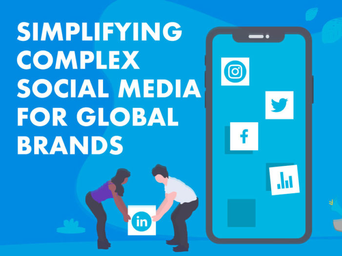 Global brand leaders feel overwhelmed by the challenges posed by social media