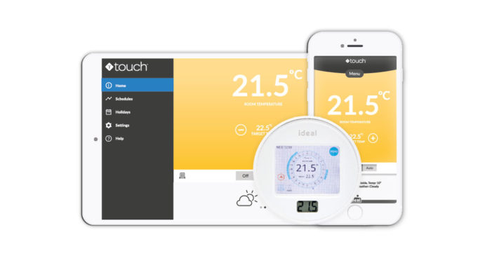 Ideal Boilers introduces geolocation functionality to smart thermostat