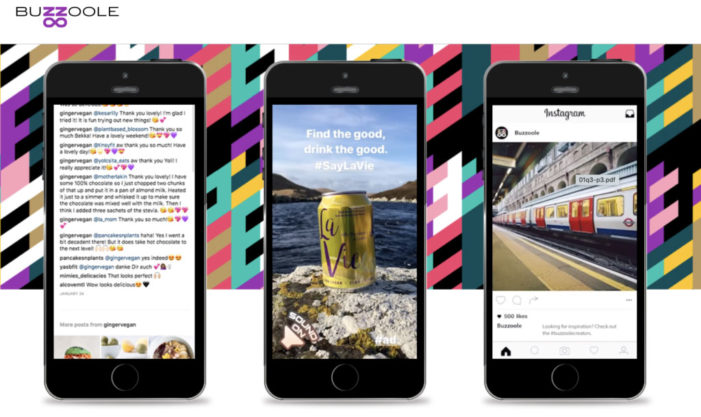Use of #ad on Instagram grew by 42% in 2018, new Buzzoole research finds