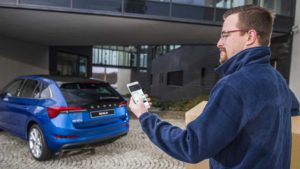 Connected In Car Technology Has Enabled The Brand To Introduce The New Delivery Method Which Works By Giving The Online Retailer Permission To Deliver