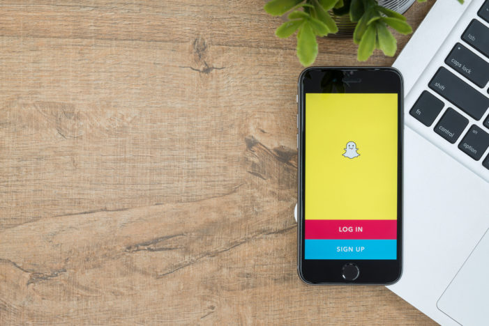 Snapchat looking to launch gaming platform