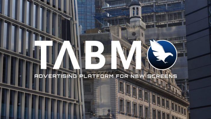 TabMo's DSP gets connected TV, DOOH, and audio