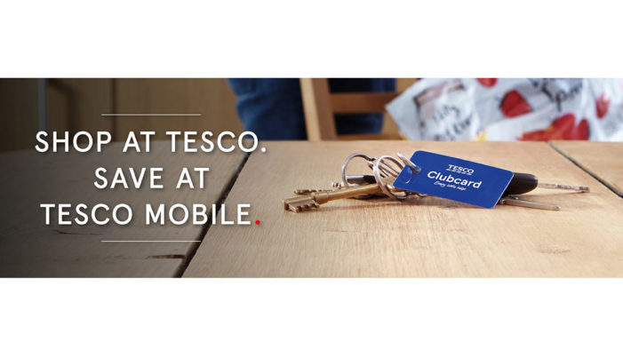 Tesco Mobile launches new Clubcard partnership to give customers big savings